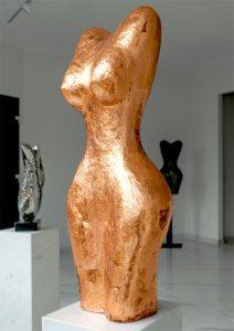 DWI Cologne Skulptur