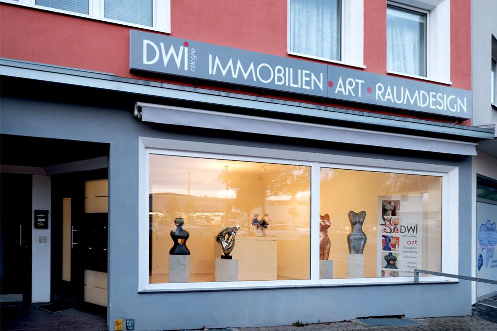 Immobilien Artgalerie DWI Cologne
