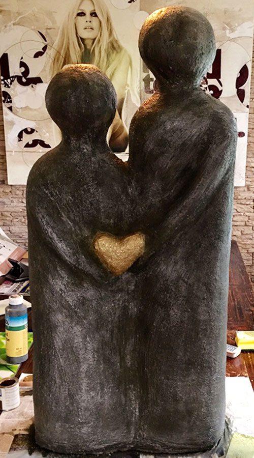 Daniela Steinbach-Wirtz Skulptur 4