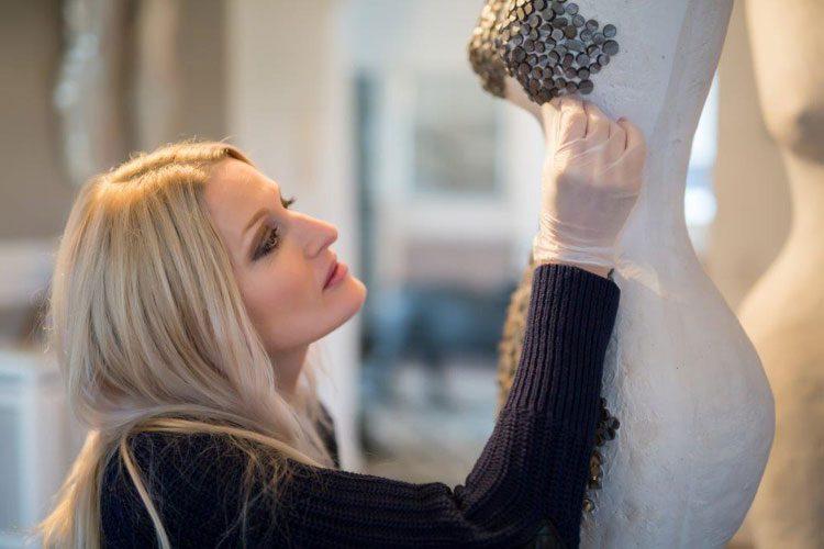 Daniela Steinbach-Wirtz Skulptur 18